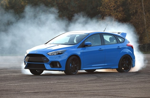 Ford-Werke GmbH: Neuer Ford Focus RS in acht YouTube-Episoden