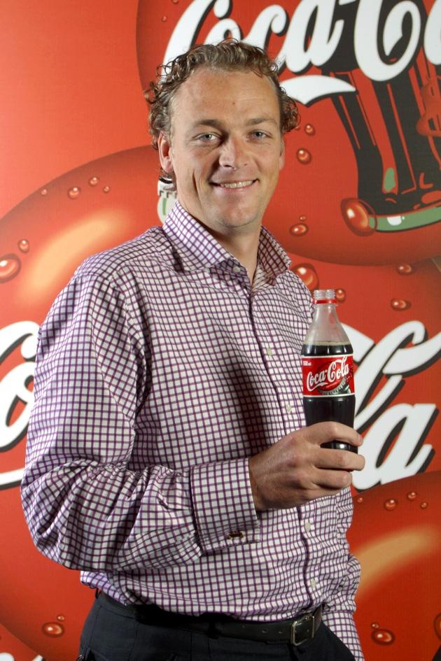 Wechsel an der Spitze von Coca-Cola Beverages