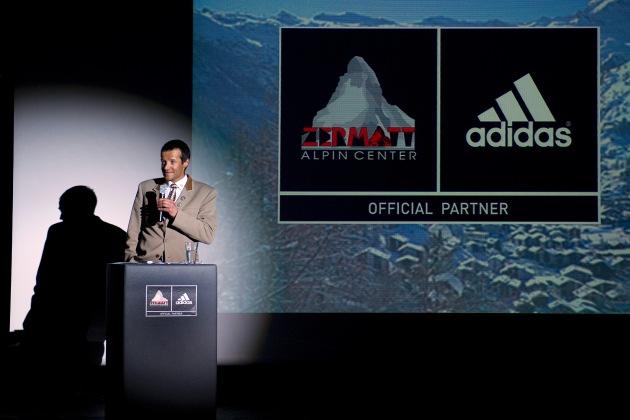 Mit adidas Outdoor aufs Matterhorn - Partnerschaft mit dem Alpin Center Zermatt