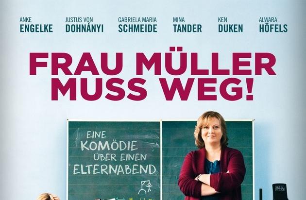 Fr. Müller Muss Weg