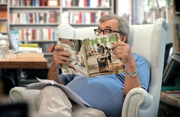 IKEA AG: Le catalogue IKEA 2016 sous l'oeil critique de Hellmuth Karasek / La publication au plus grand tirage du monde obtient sa première critique littéraire