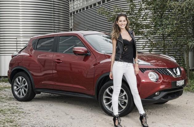 Nissan Switzerland: Bianca Gubser, nouvelle ambassadrice de la marque Nissan en Suisse