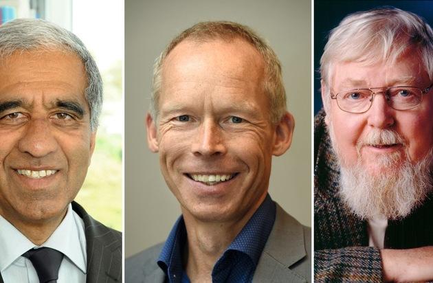 Deutsche Bundesstiftung Umwelt (DBU): DBU-Deutscher Umweltpreis an Nachhaltigkeits- und Klimaforscher Prof. Dr. Mojib Latif (Kiel) und Prof. Dr. Johan Rockström (Stockholm) - Ehrenpreis: Prof. em. Dr. Michael Succow