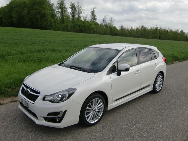 Subaru baisse les prix