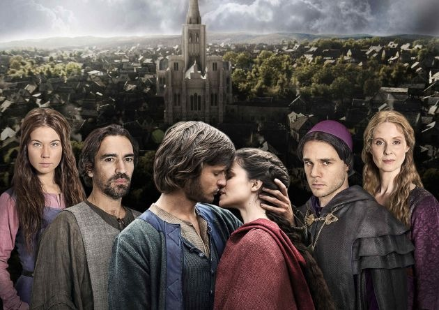 "Bestseller-TV: Ken Folletts ""Die Tore der Welt"" ab Montag in SAT.1"