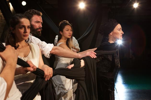 Zwei Gewinner im Wettbewerb um den Jury-Preis des 9. Secondo Theaterfestivals