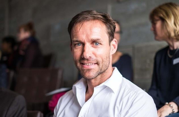 """news aktuell GmbH: Olympiasieger Sven Hannawald über Selbstoptimierung und ihre Grenzen - news aktuell setzt Veranstaltungsreihe """"Break your Limits"""" in Berlin fort"""