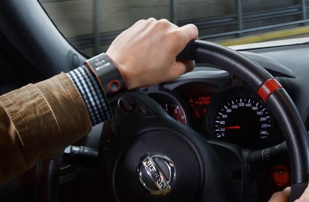 Nissan Switzerland: Nissan: Au Poignet du Pilote Nismo (Image)