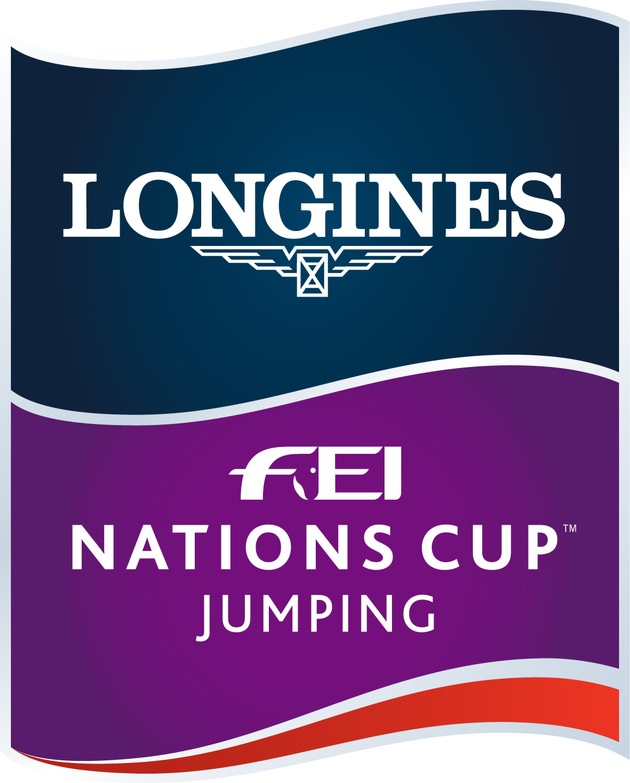 Longines signs long-term title partnership of FEI Nations Cup(TM) Jumping and extends global agreement as FEI Top Partner