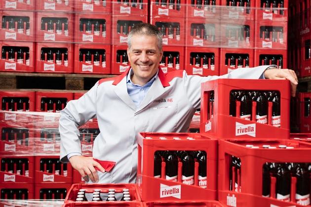 Rivella cresce all'estero e mantiene la sua quota di mercato in Svizzera