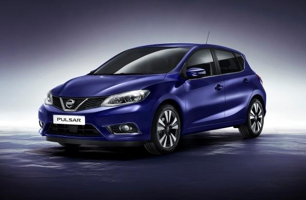 Nissan Switzerland: Geräumig, stylish und innovativ: der neue Nissan Pulsar