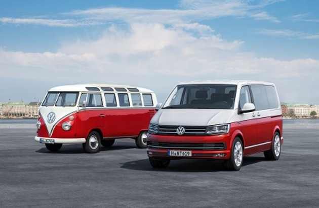 VW Volkswagen Nutzfahrzeuge AG: Generation SIX: Weltpremiere der neuen T-Baureihe