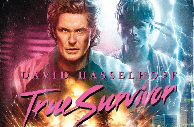 "Universal International Division: Crowdfunding-Film-Sensation KUNG FURY: Titeltrack ""True Survivor"" mit 80er-Jahre-Ikone David Hasselhoff ab sofort erhältlich"