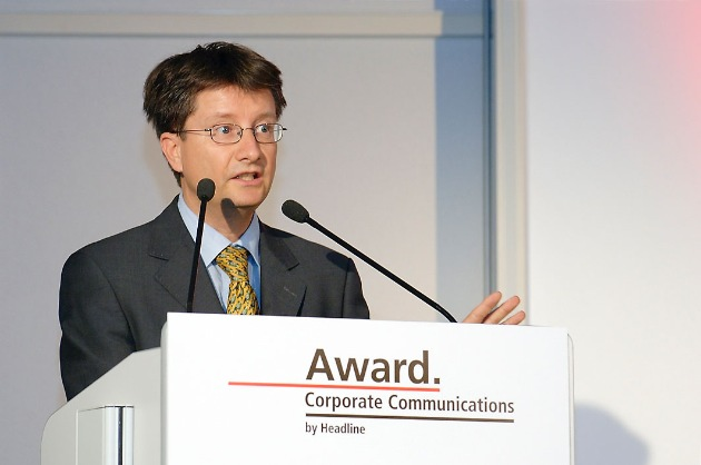 """Award Corporate Communications: Mikron und Post mit """"Communicators"""" ausgezeichnet"""