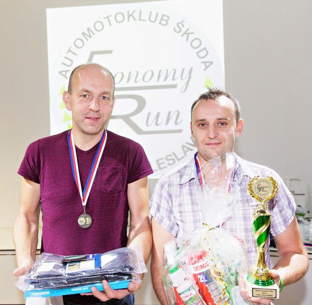 SKODA Economy Run 2014: SKODA Octavia gewinnt mit nur 2,95 l/100 km