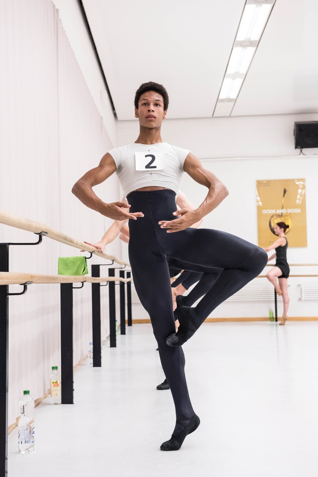 Percento culturale Migros: concorso di danza 2017 / 86 400 franchi a favore dei giovani talenti svizzeri della danza