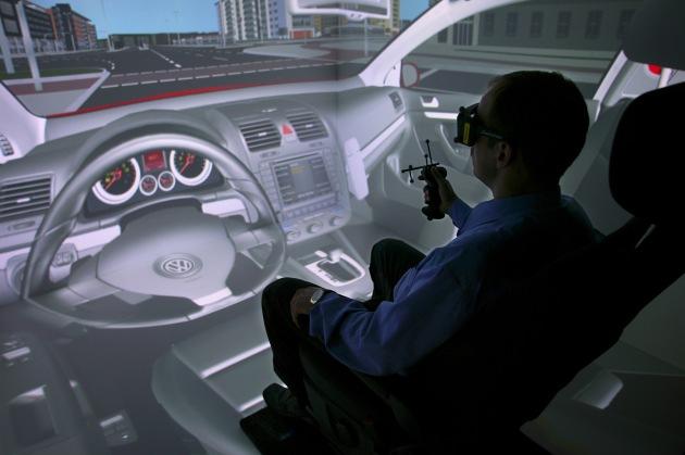 Virtuelle Revolution bei Volkswagen