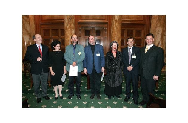 CEE-Journalistenpreis 2006: Auf welchem Weg nach Europa?