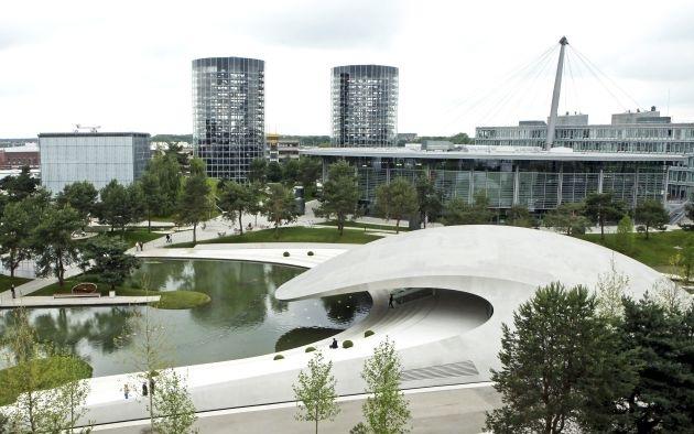 2,3 Millionen Besucher im Jahr 2012: Rekord in der Autostadt