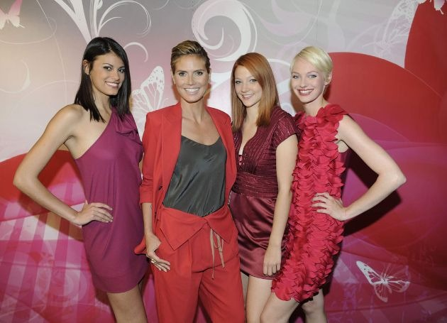 """Alisar, Hanna und Laura stehen im Finale von """"Germany's next Topmodel - by Heidi Klum"""""""