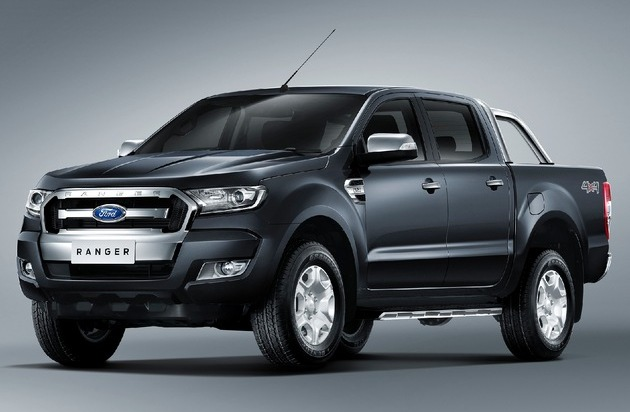 Ford-Werke GmbH: Neuer Ford Ranger mit frischem Design, cleveren Technologien und verbesserter Kraftstoffeffizienz
