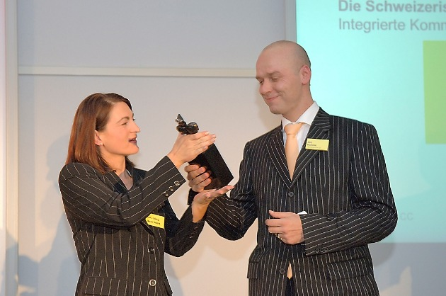 Award Corporate Communications 2006: Nouveaux partenaires, nouveaux sponsors et nouveaux membres du jury