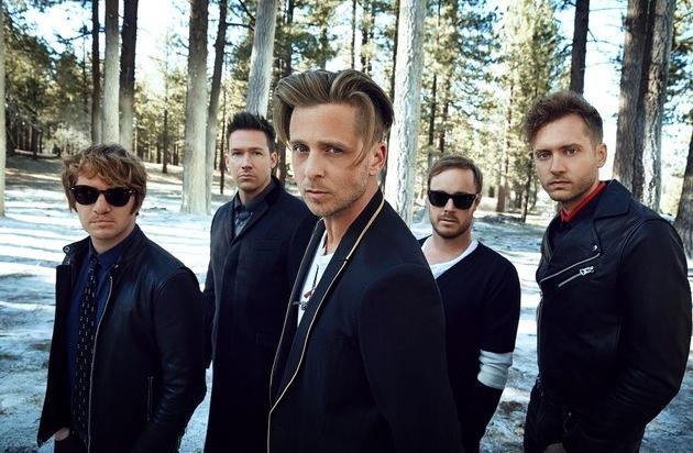 """Universal International Division: OneRepublic veröffentlichen neue Single """"Wherever I Go"""" / Ab sofort erhältlich / Live-Weltpremiere beim FC Bayern München Saisonfinale"""