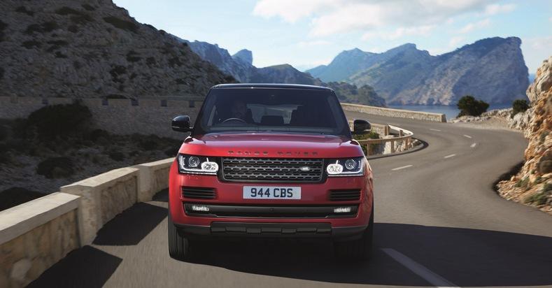 Begegnung zweier Legenden: Der Range Rover und der El Primero Chronograph von Zenith