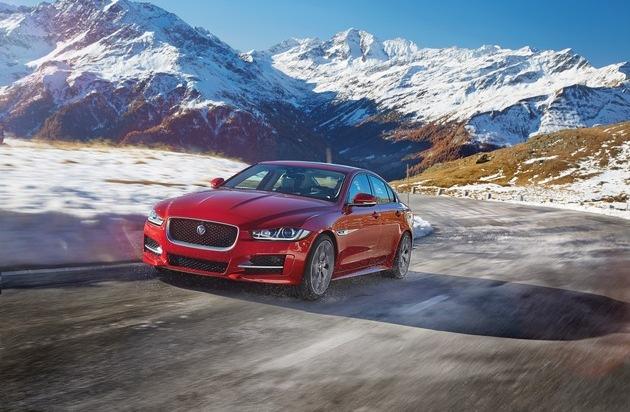 JAGUAR Land Rover Schweiz AG: Lancement Jaguar XE AWD diesel et XF AWD diesel avec offre de leasing attractive - « 3 mois gratuits »