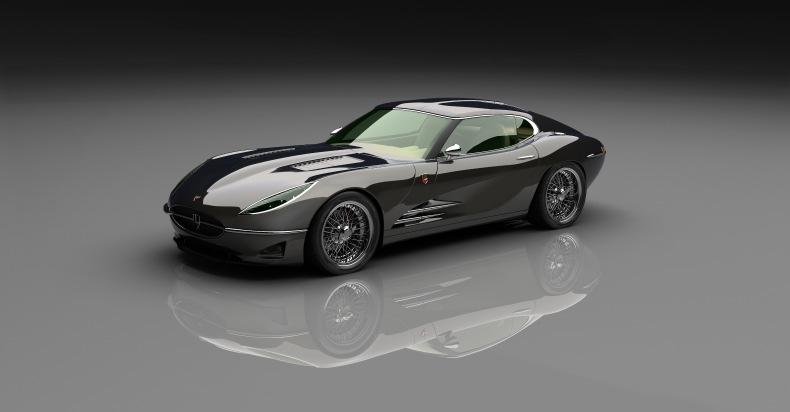 LYONHEART K: Ein neuer, echt britischer Luxussportwagen