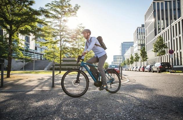 BILD: Analyse von Bosch eBike Systems: Rückenwind für den eBike-Markt / Steigende Verkaufszahlen, optimistische Prognosen (FOTO)