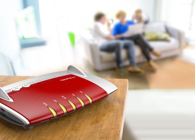 FRITZ! ganz stark zur IFA - Neues FRITZ!OS, TV-App und Gigabit im Heimnetz