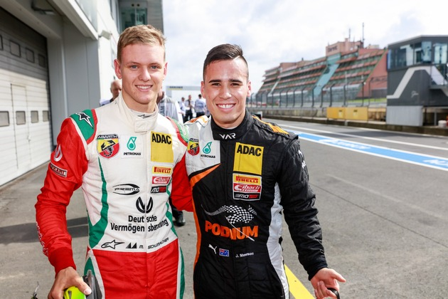 Schumacher jagt Mawson: Titelduell beim ADAC Formel 4-Finale in Hockenheim