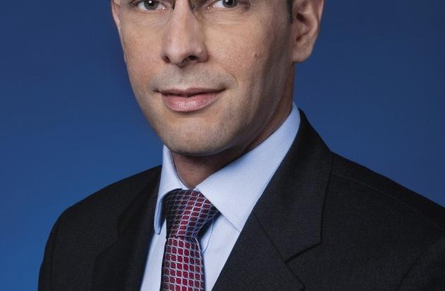Koen Verbrugge übernimmt als Mitglied der Geschäftsleitung