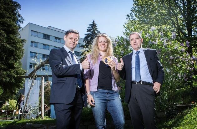 Formation Universitaire à Distance, Suisse: La championne olympique Patrizia Kummer ambassadrice d'Unidistance