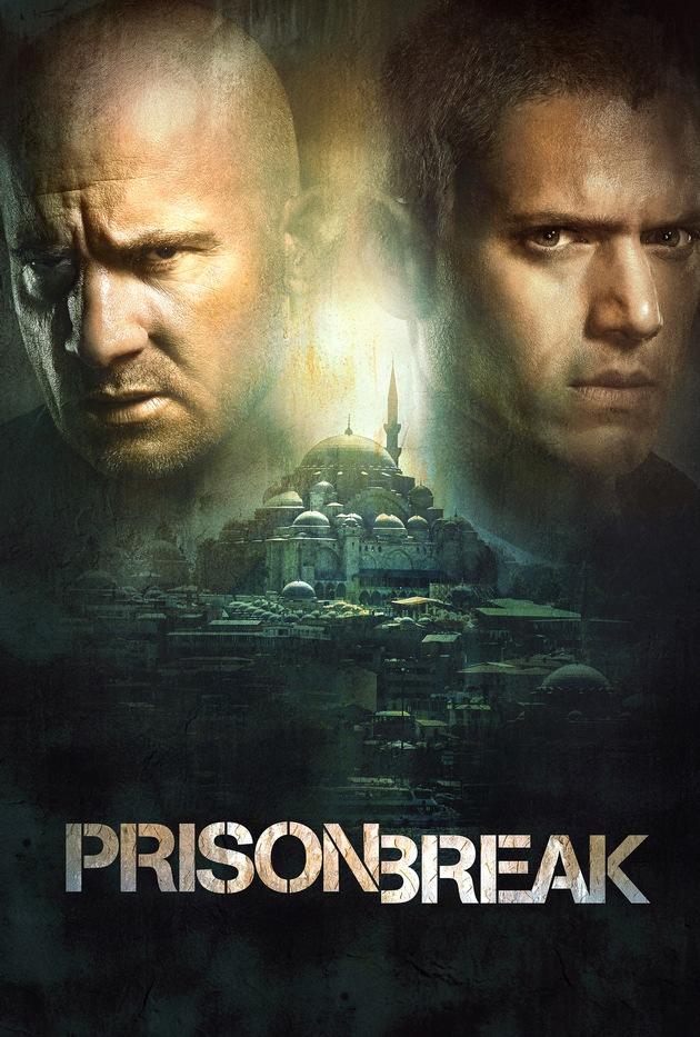 """RTL II Serien-Samstag geht weiter: RTL II zeigt die Serien-Highlights """"Prison Break"""" und """"The Last Ship"""""""
