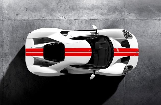 Ford-Werke GmbH: 6.506 konkrete Bewerbungen für den Kauf des neuen Ford GT