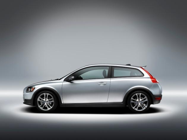 Erste Photos des neuen Volvo C30