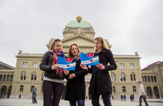 easyvote: Elections 2015: le sentiment de ne pas comprendre dissuade les jeunes d'aller voter