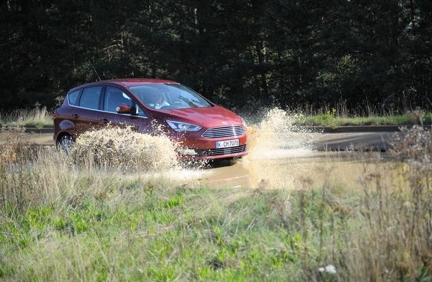 Ford-Werke GmbH: Ford wächst weiter: Pkw-Zulassungen steigen um 19,2 Prozent