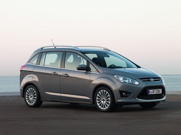 """Kompakt-Van Ford C-MAX: Gesamtsieger des DEKRA-Gebrauchtwagenreports 2013 und """"Fahrzeug des Jahres"""""""