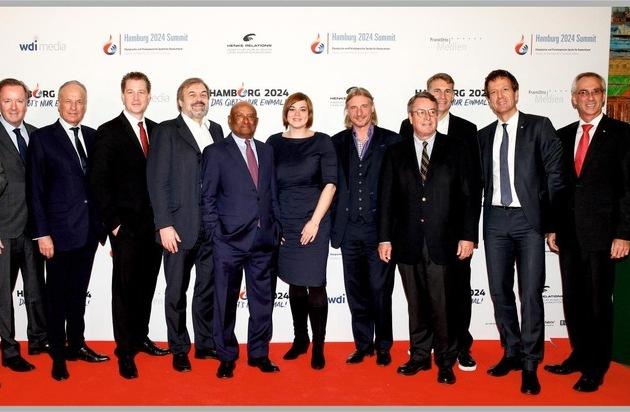 Henke Relations GmbH: Media Entertainment schafft eine neue Kommunikationsplattform: HAMBURG 2024 SUMMIT