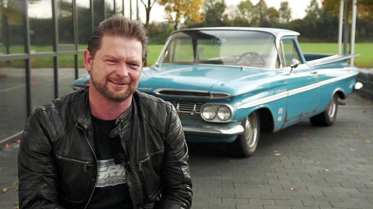 """GRIP EXTREM - Das Motormagazin: """"Die fettesten US-Cars"""""""