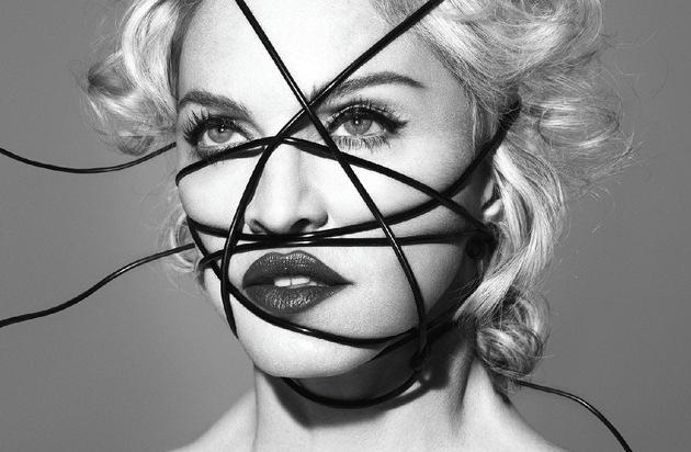 """Universal International Division: Die Queen auf dem Thron: Madonna erobert mit """"Rebel Heart"""" Platz 1 der Charts + Zusatzkonzerte angekündigt"""