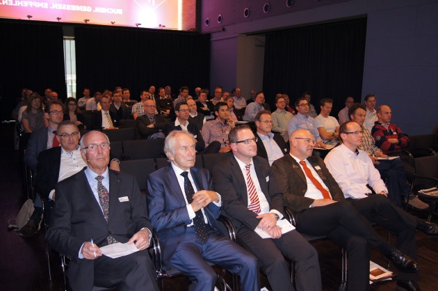 Was intelligente Automation heute vermag... / 1. Swiss Food and Beverage Automation-Forum der Hauser AG (BILD)