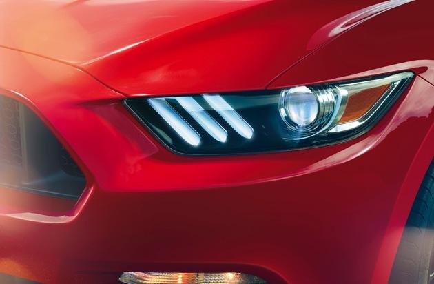 Ford-Werke GmbH: Ford Mustang: Bereits über 500.000 Fans konfigurierten ihr Traumfahrzeug im Internet