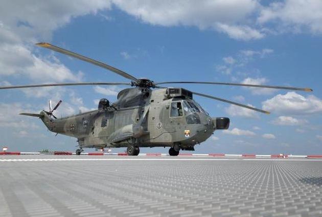 Public-private Partnership: Marine und Helikopterindustrie arbeiten enger zusammen