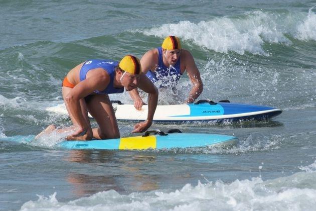 DLRG Cup im Rettungsschwimmen beendet (mit Bild) / Deutsches Team sichert sich Gesamtsieg