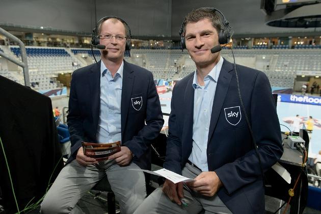 Handball nonstop: die WM in Katar ab Donnerstag auf Sky Sport, Sky Sport News HD und sky.de