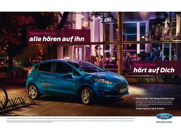 """Ford erneuter Sieger in zwei Kategorien beim """"Automotive Brand Contest 2014"""""""